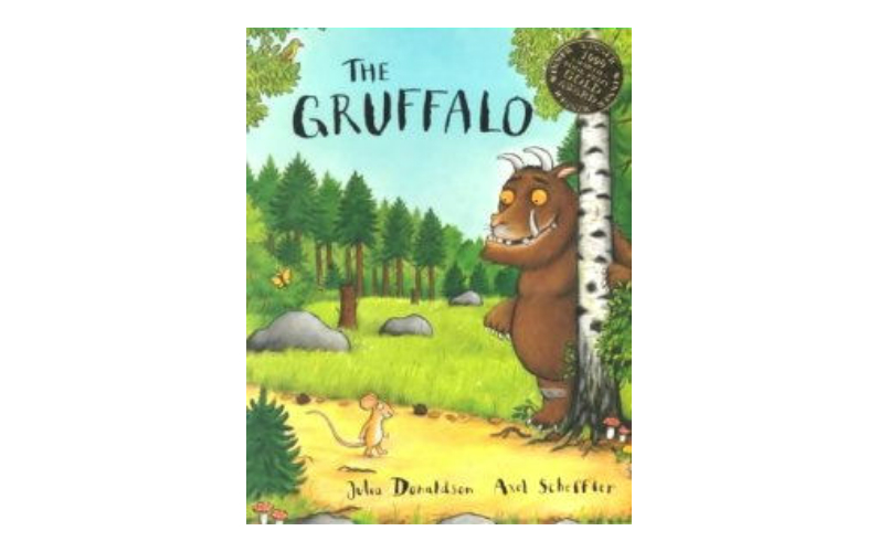 THE GIANT JUMPEREE and other stories with Julia Donaldson