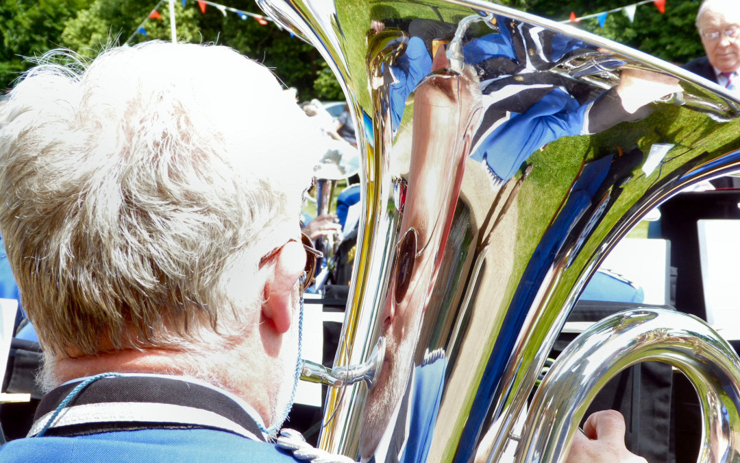 Haslemere Town Band presents a Concert with a Difference