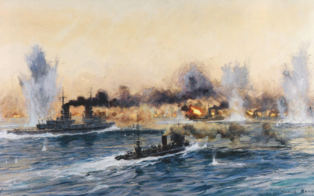 Anniversary Talk: 'The Mightiest Sea Battle':  Jutland – The Fighting and the Aftermath