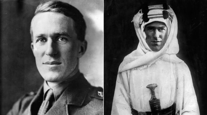 Anniversary Talk: Lawrence of Arabia and the Great Arab Revolt Project