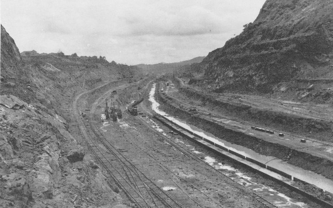 Anniversary Talk:  The Battle to Build the Panama Canal