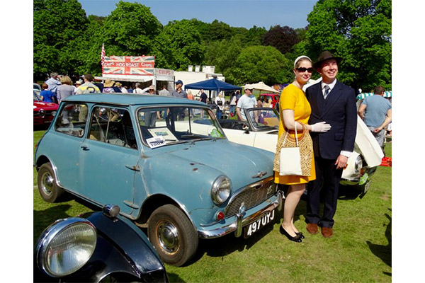 Haslemere Classic  Car Show and Tour