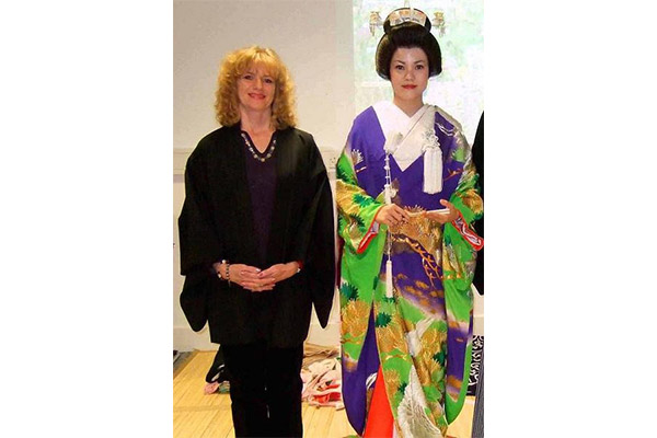 Art Society Talk:  Japanese Art and Culture