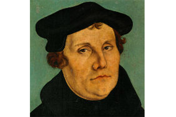 Anniversary Talk: The Protestant Reformation – The Transformation of Europe