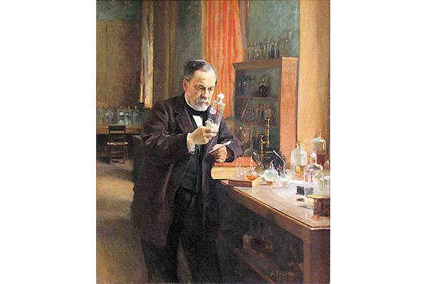 Anniversary Talk: Louis Pasteur and Vaccination